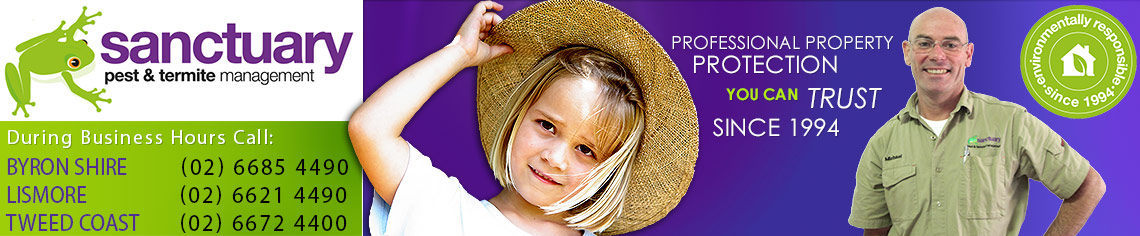 Pest control and non-toxic termite treatments are effective, guaranteed and safe for children and pets